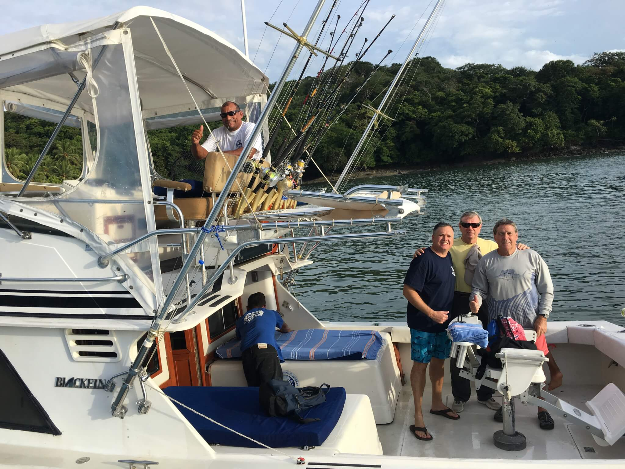 Panama Nautical Club - The Legend