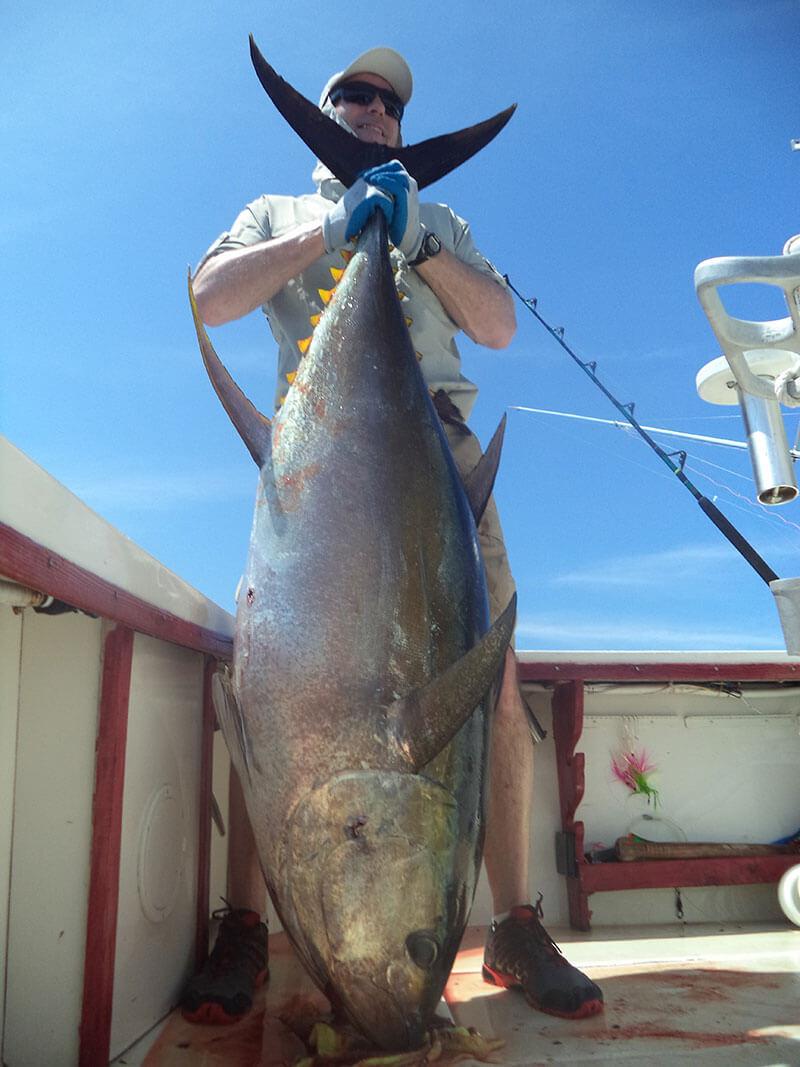 big tuna catch in panama