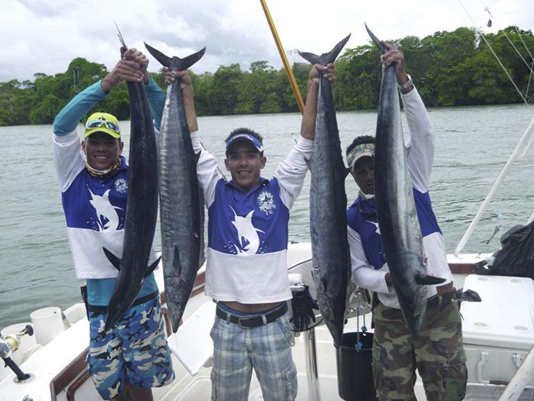 PBG Fishing Report July & August 2017