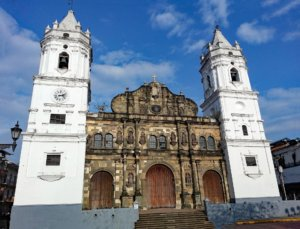 Casco Viejo - Panama City's historic Old Quarter