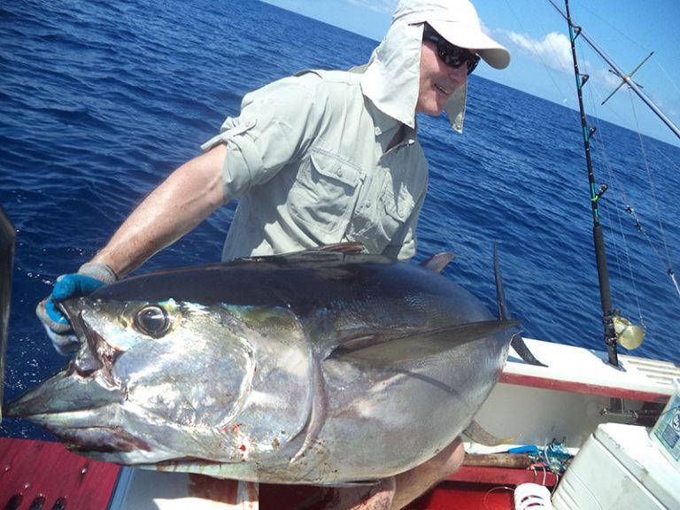 PBG Fishing Report July & August 2015