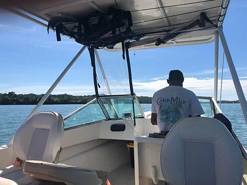 Panama Marine Tours