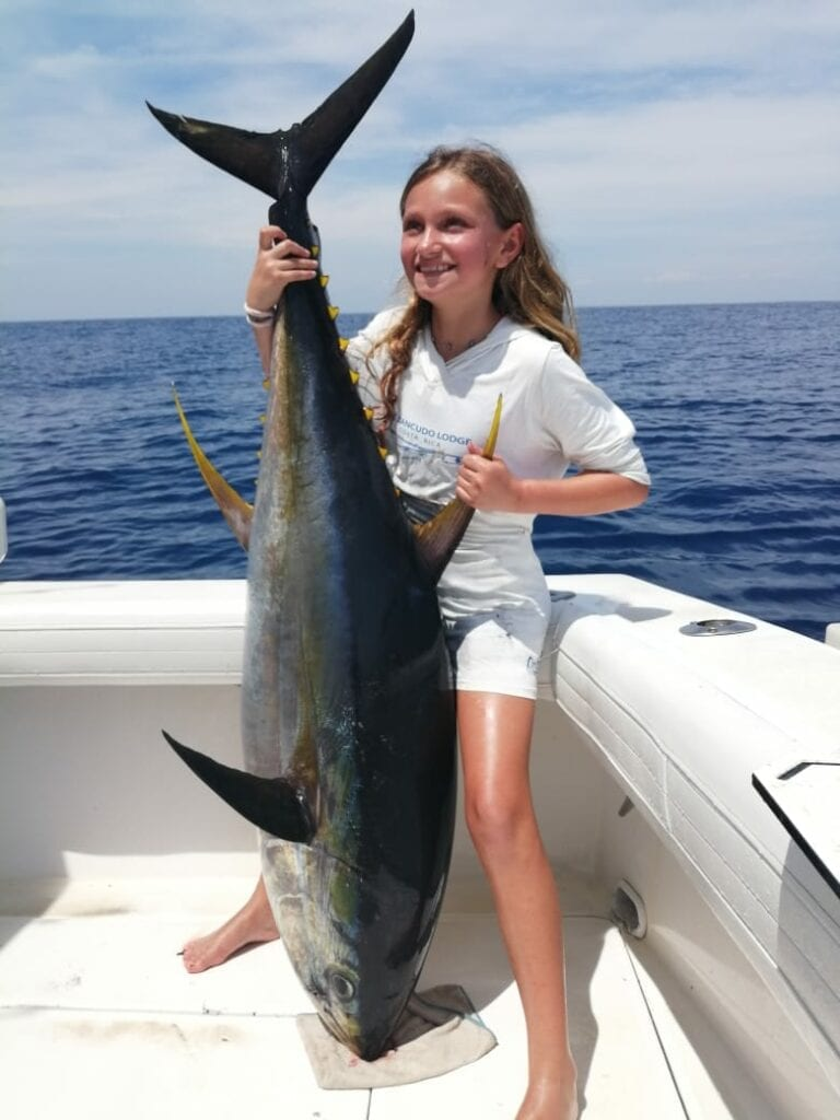 Panama Tuna Fishing - Sport fishing's toughest challenge