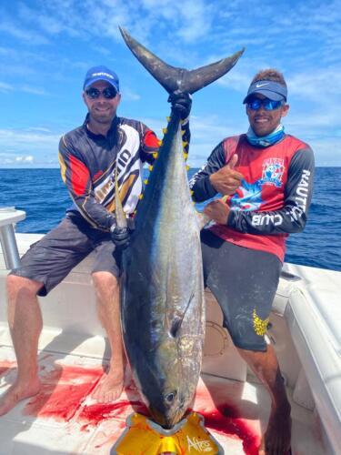 Panama Nautical Club - Tuna Action