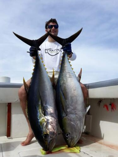 Panama Nautical Club - Tuna Action