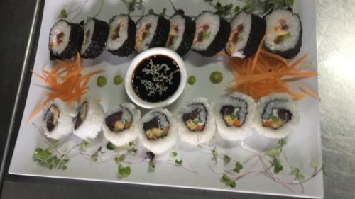 Sushi Panama Nautical Club