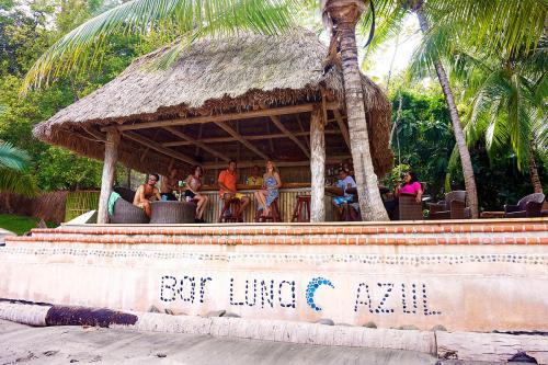 Lodge Beach Bar