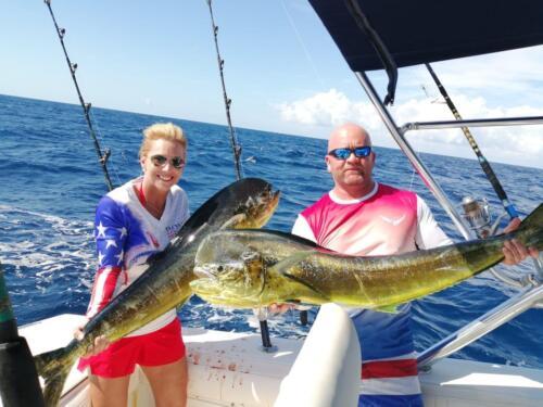 Panama Nautical Club - Dorado